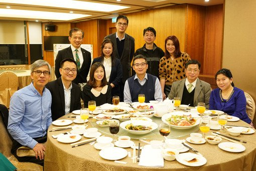 18th AGM and Dinner Talk