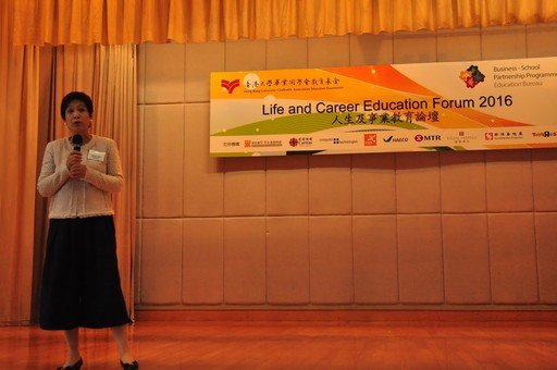 Welcoming Address by Mrs. Mabel Lee, Chairman of the Foundation